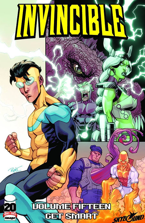 Invincible Vol. 15