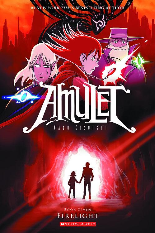 Amulet #7 Firelight