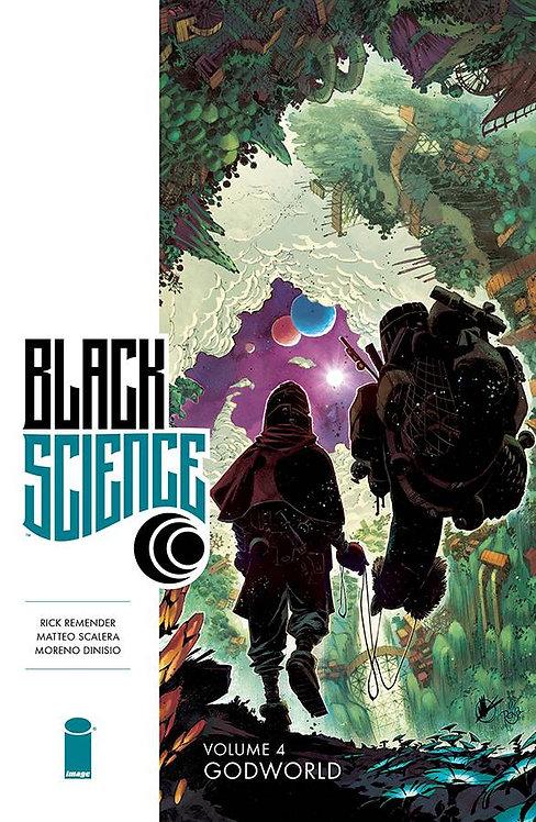 Black Science Vol. 4