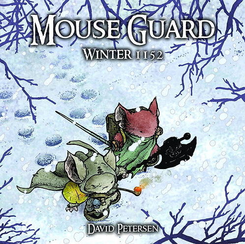Mouse Guard: Winter 1152 HC