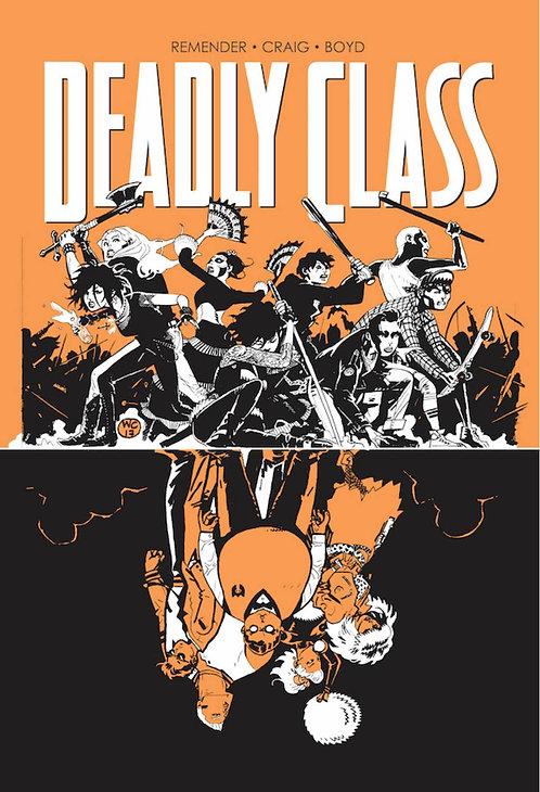 Deadly Class Vol. 7