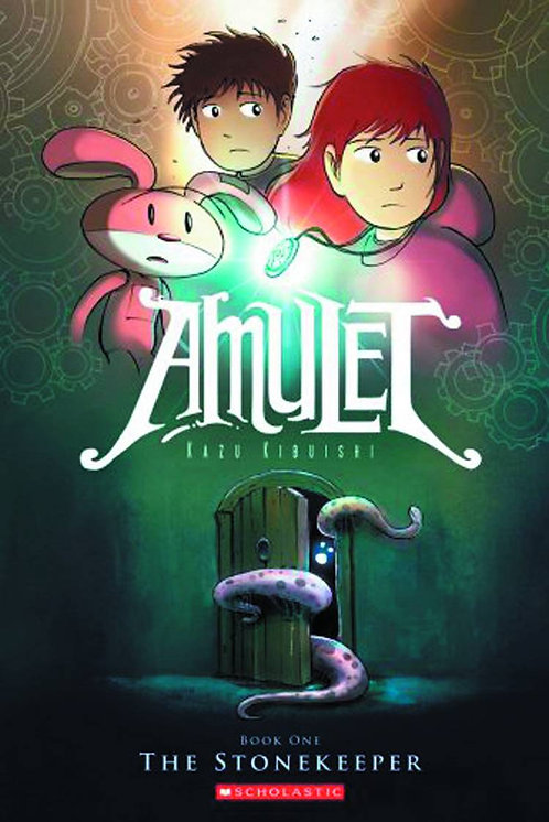 Amulet #1 The Stonekeeper