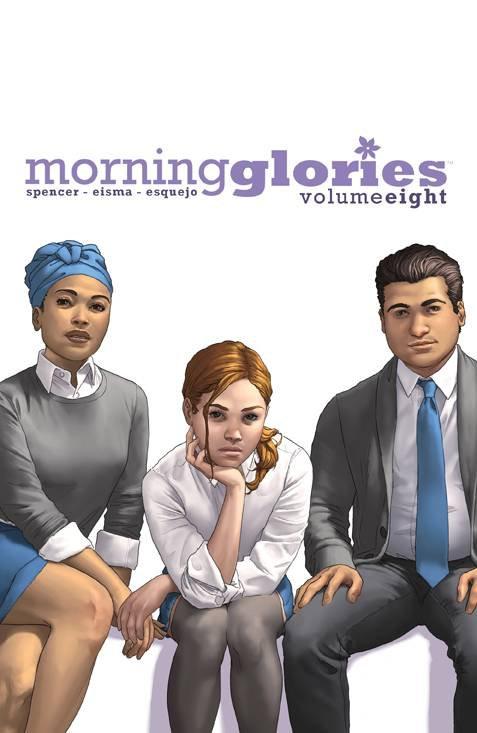 Morning Glories Vol. 8