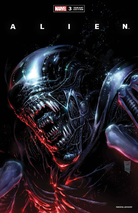 Alien #3 Tan 1:25 Variant