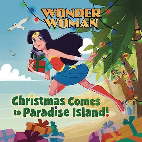 Wonder Woman: Christmas Comes to Paradise Island