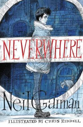 Neverwhere, Illustrated Ed HC