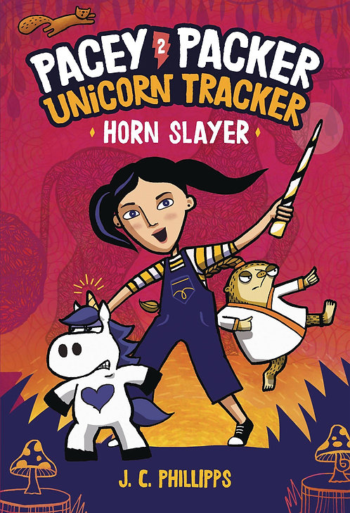 Pacey Packer Unicorn Tracker #2 Horn Slayer