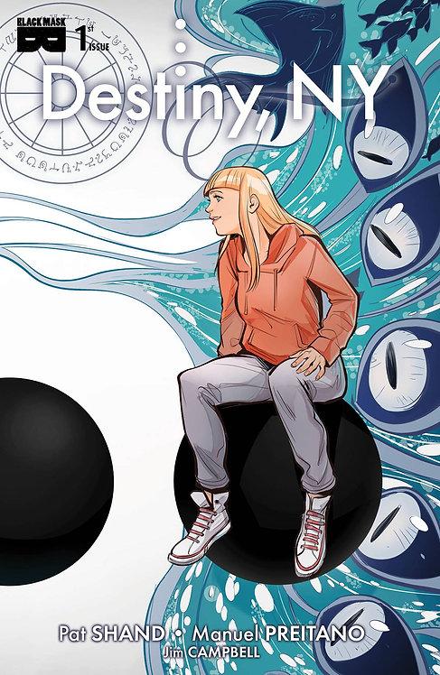 Destiny NY #1 Cover A Romboli