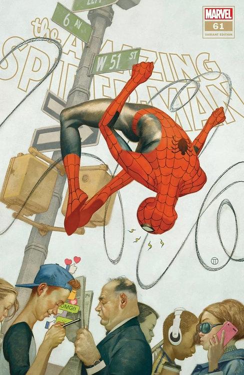 Amazing Spider-Man #61 Tedesco 1:25 variant