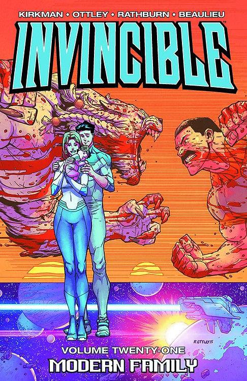 Invincible Vol. 21