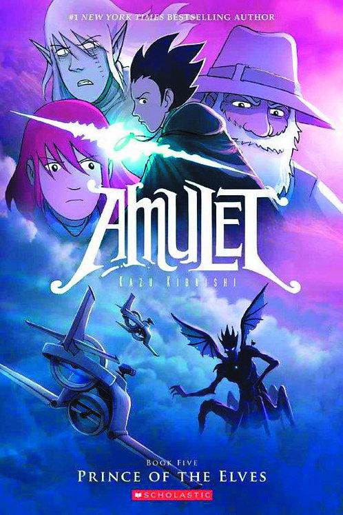 Amulet #5 Prince of Elves