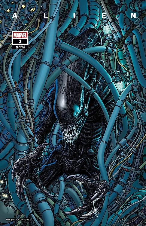 Alien #1 McNiven 1:50 Variant