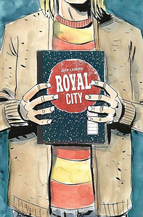 Royal City Vol. 3