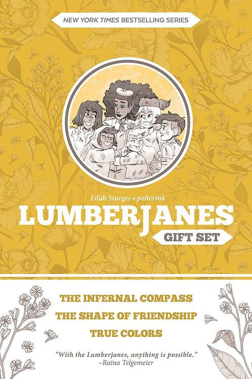 Lumberjanes OGN Gift Set