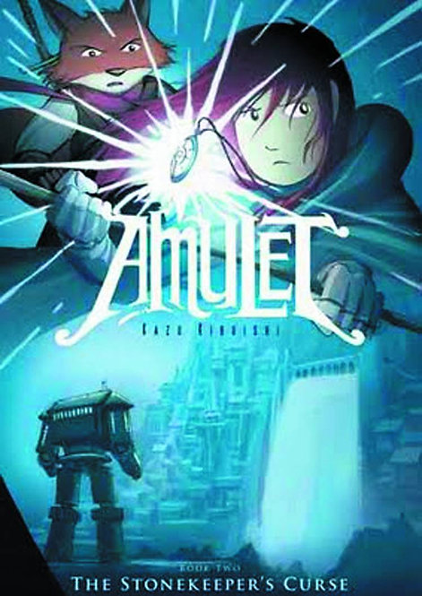 Amulet #2 The Stonekeeper's Curse