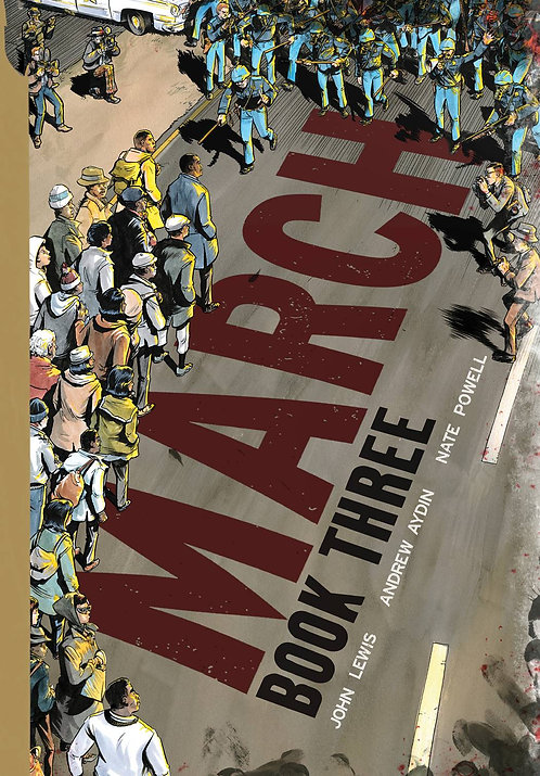 March Book 3 TP