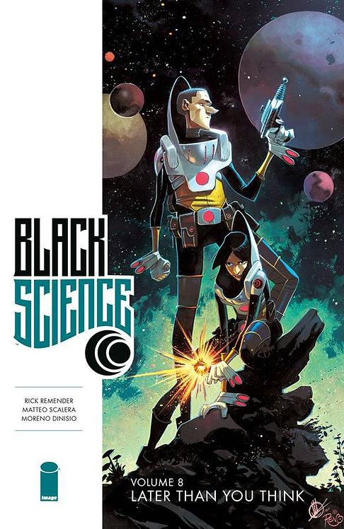 Black Science Vol. 8