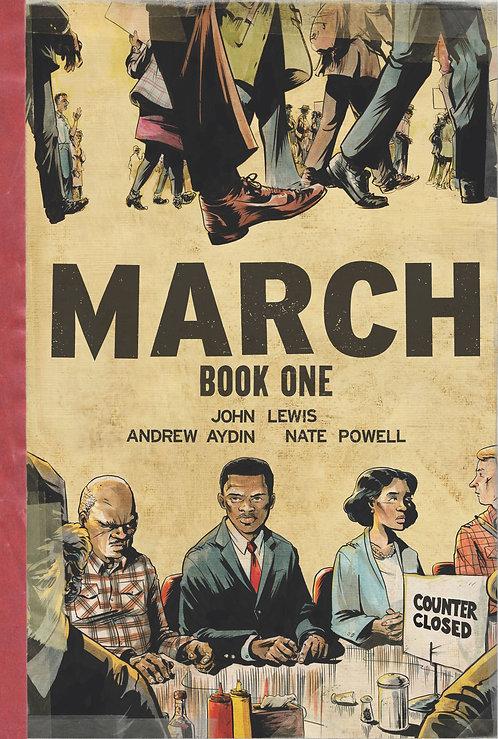 March Book 1 HC