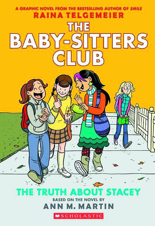 The Baby-Sitters Club #2 The Truth About Stacey