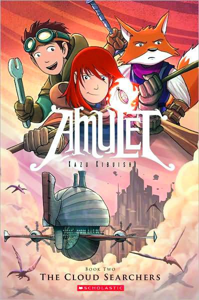 Amulet #3 The Cloud Searchers