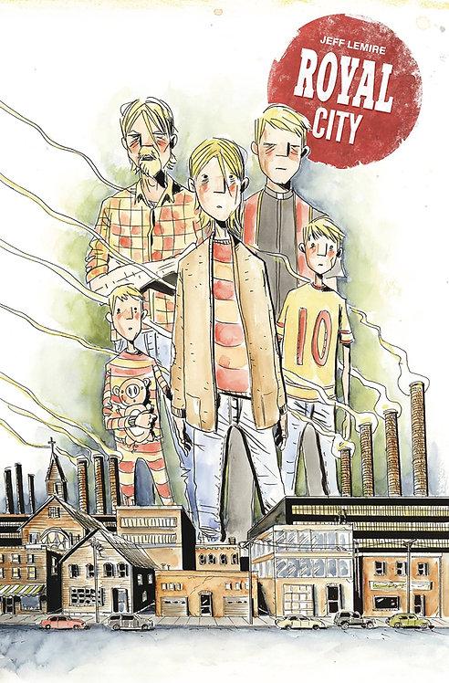 Royal City Vol. 1
