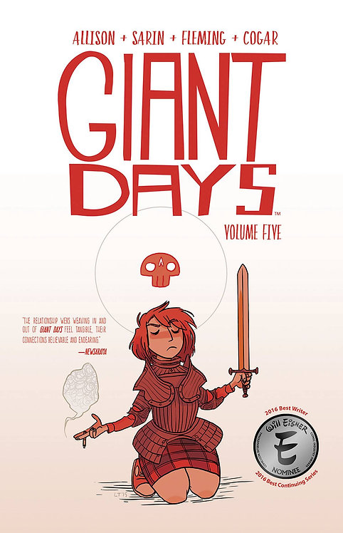 Giant Days Vol. 5