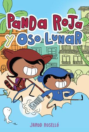 Red Panda & Moon Bear (Spanish Edition)
