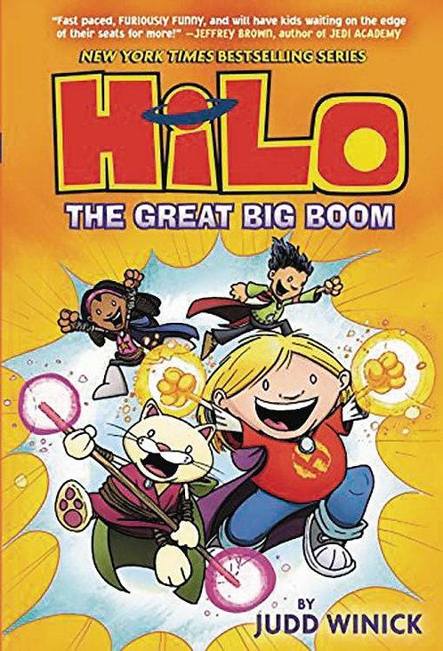Hilo #3 The Great Big Boom