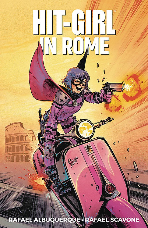 Hit Girl Vol. 3