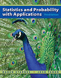 Statistics and Probability with Applicat