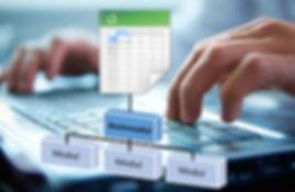 Basismodul - Schnittstelle zwischen ihren Eingaben im Arbeitsblatt und den Modulen