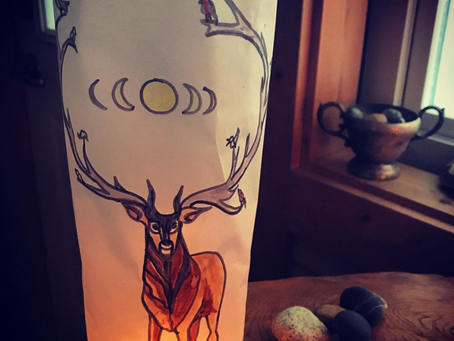 Light up the Dark: DIY Lanterns