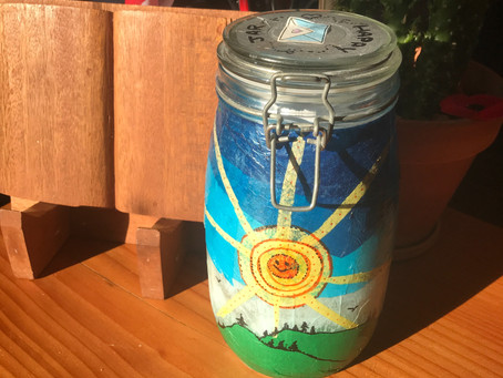 The Happy Jar: Focus on the Positive