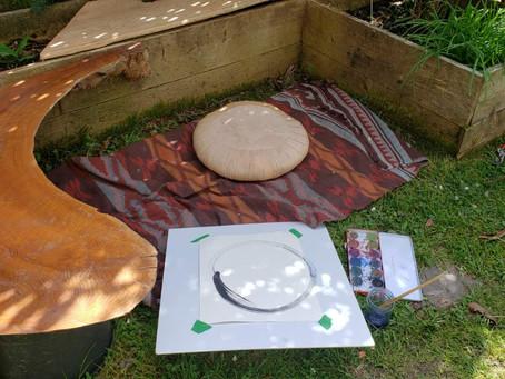 Meditative Art: Practicing the Enso