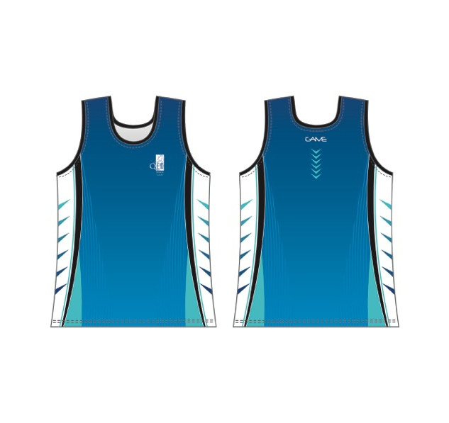 QEII Track Club - Men's Athletic Singlet