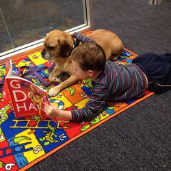 RJ at Bowral library