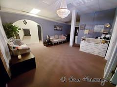 12 hour massage lobby