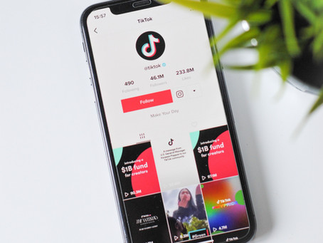 The TikTok Scientist: A shift to online learning during a global Pandemic
