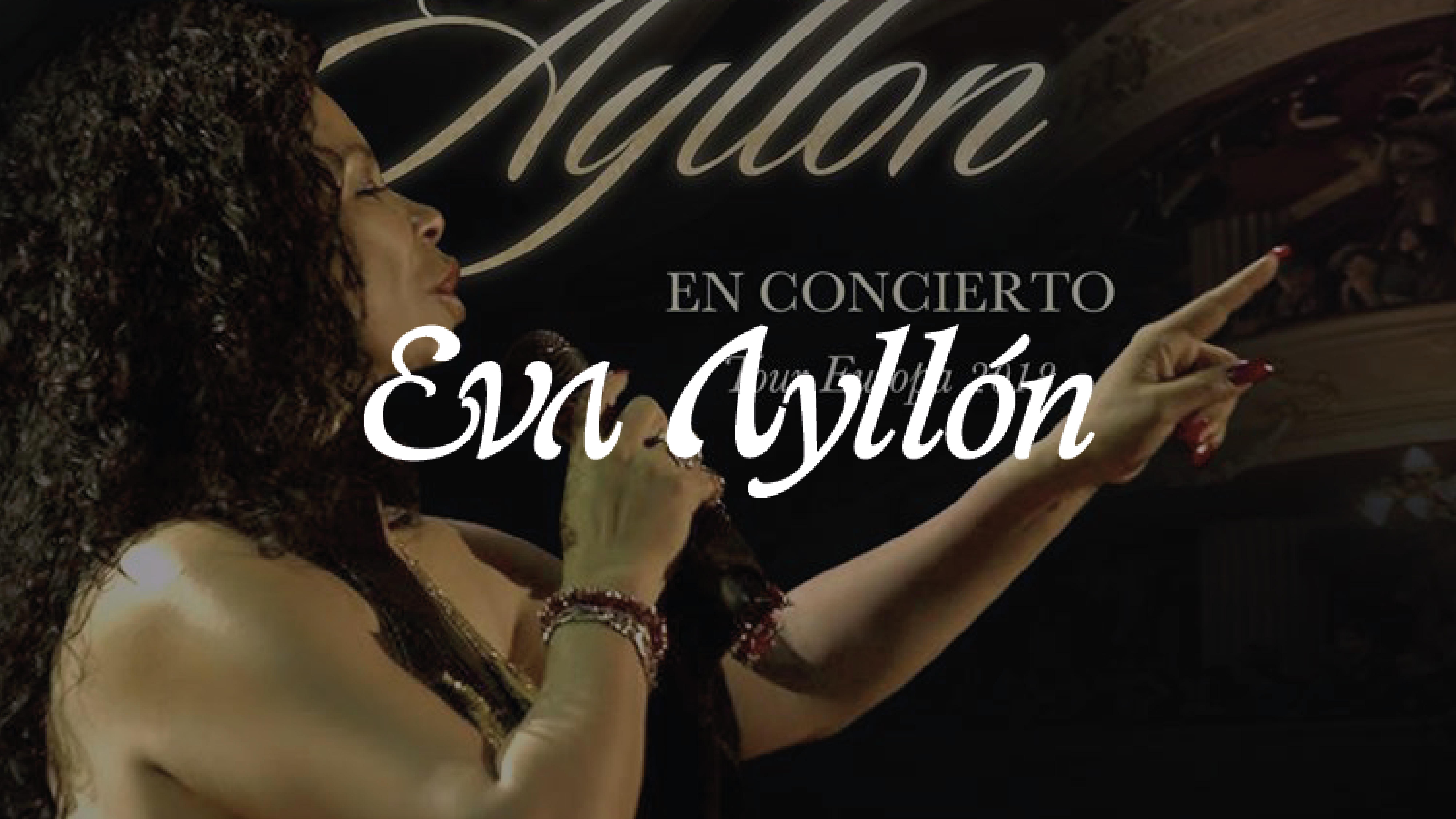 EVA AYLLÓN EN CONCIERTO