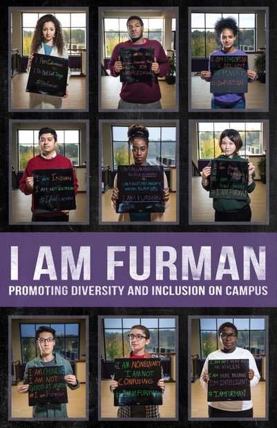 I Am Furman Campaign