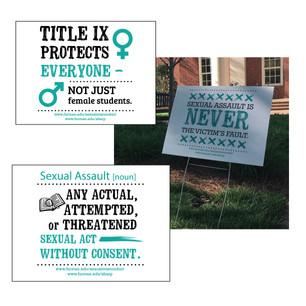 SHARP Title IX Campaign
