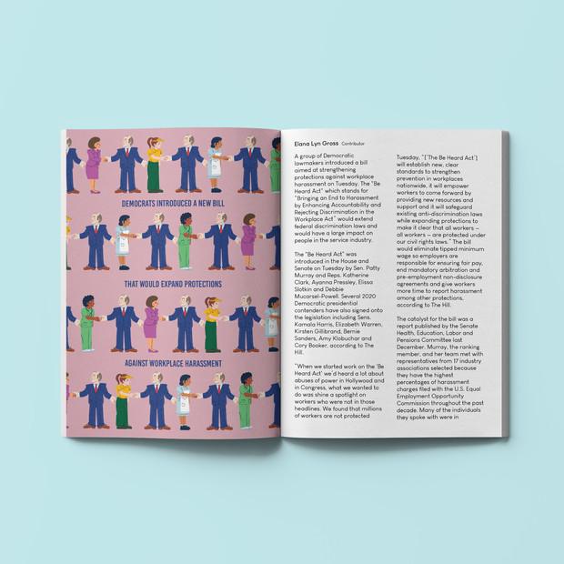 Editorial Illustrations (2020)
