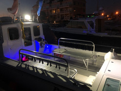 Dive Boat w/ Benches