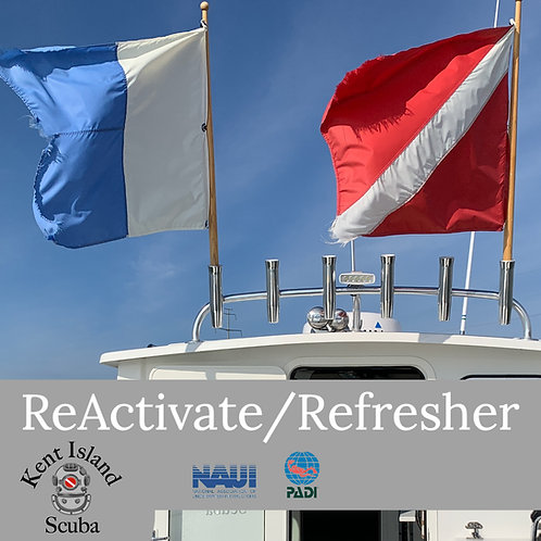 Reactivate/Refresher