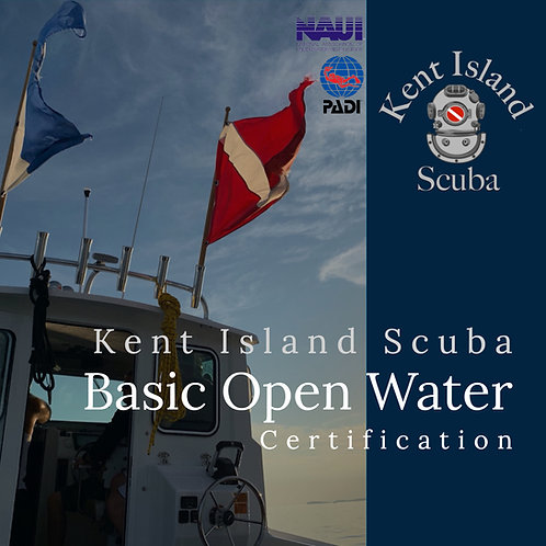 Basic Open Water Scuba