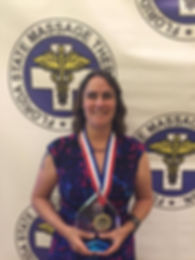 2016 FSMTA Sports Massage Therapist of the Year