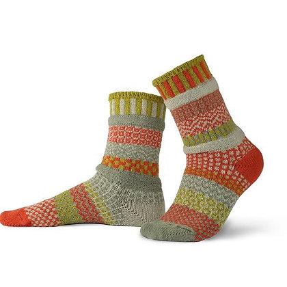 """""""Solmate"""" socks, Size Med Desert Rose"""