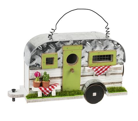 Picnic Camper Birdhouse