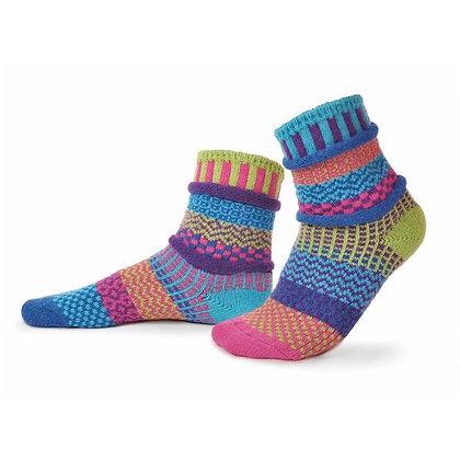 """""""Solmate"""" socks, Size Med Bluebell"""