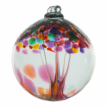 """""""Gratitude""""- 2"""" Tree of Enchantment Glass Ball/More coming in soon!"""